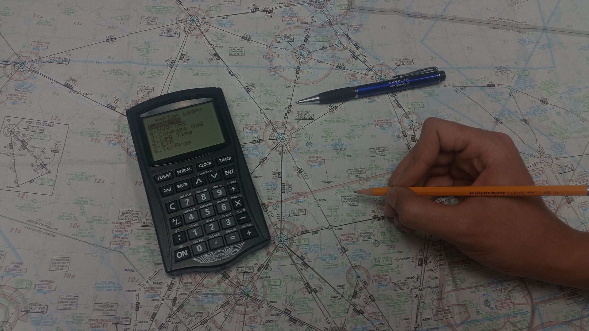 Professional IFR Trip Planning done by Skyplan's Licensed Flight Dispatch Team